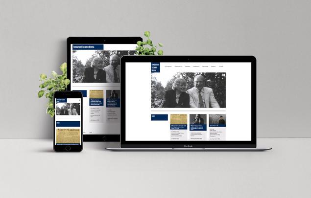 sito web fondazione